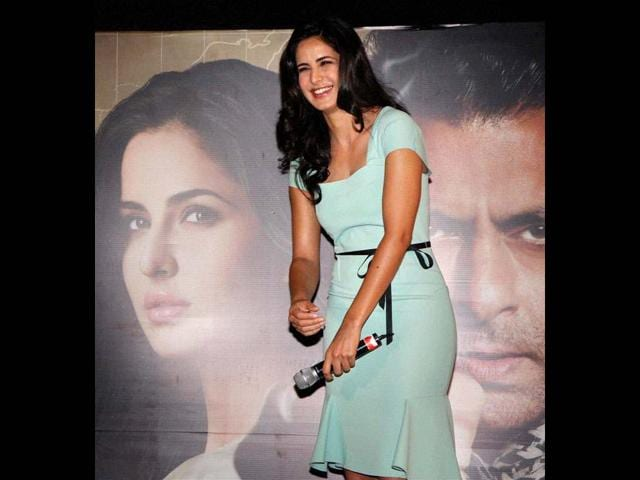 Katrina Kaif,Salman Khan,Ganesh visarjan