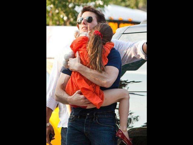 Katie Holmes,Tom Cruise,Hindustan Times