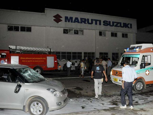 Maruti Suzuki,termination notices,500 workers
