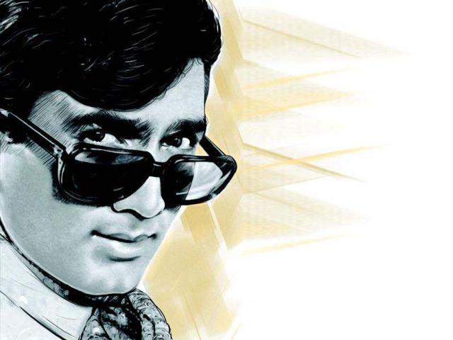 Rajesh Khanna,Dimple Kapadia,Twinkle Khanna