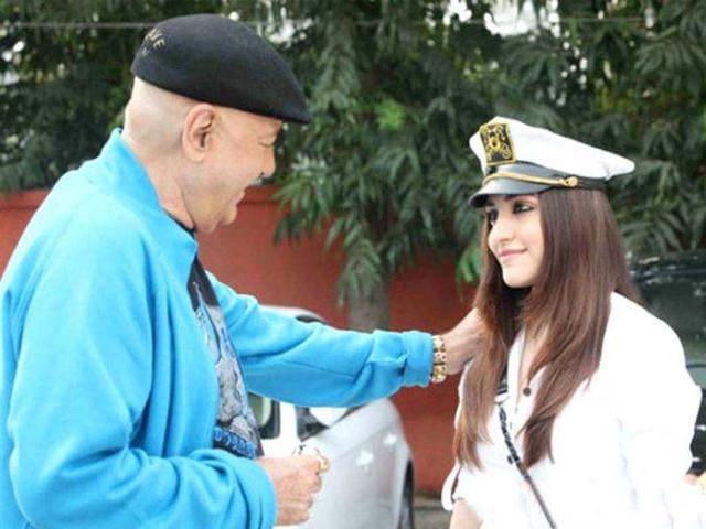 Kainaz Motivala,Ekta Kapoor,Ragini MMS