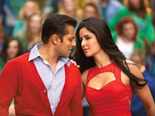 Salman Khan,Katrina Kaif,Hindustan Times