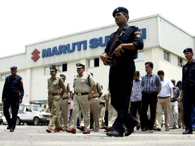 Manesar plant violence has left me shattered: Chairman,R C Bhargava,Maruti Suzuki