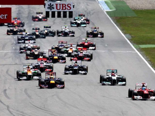 Formula One,Germany,F1