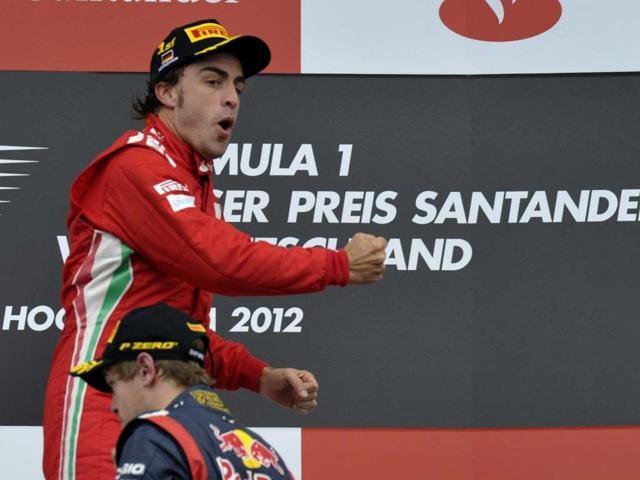 Fernando Alonso,Ferrari,Felipe Massa