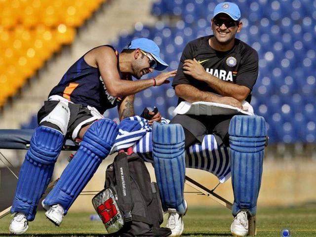 Test against New Zealand,Mahendra Singh Dhoni,Team India