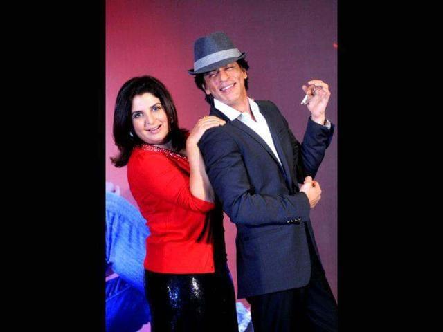 Shah Rukh showers praise on Farah