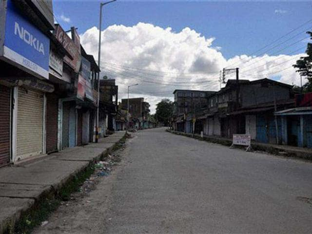 Ratlam,curfew,Bajrang Dal