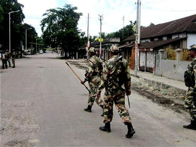Army,Assam,Villager
