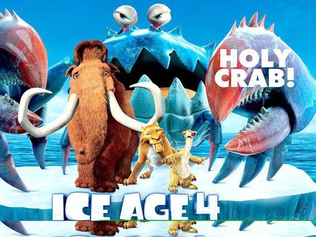 Ice Age 4: Continental Drift,Steve Martino,Mike Thurmeier