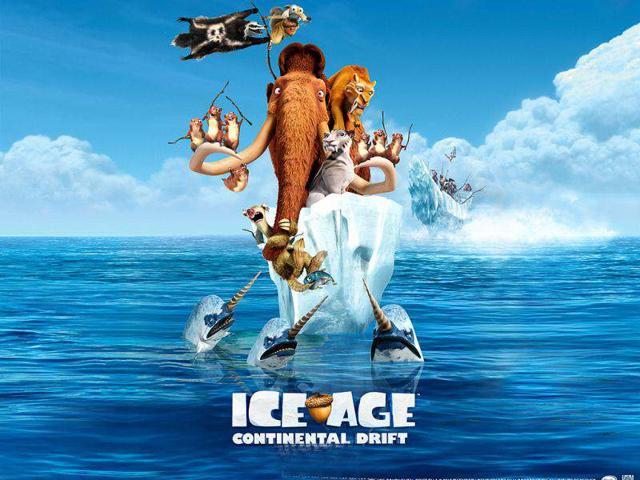 Ray Romano,Ice Age: Continental Drift 3D,Movies