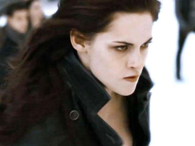 Robert Pattinson,Kristen Stewart,final twilight film