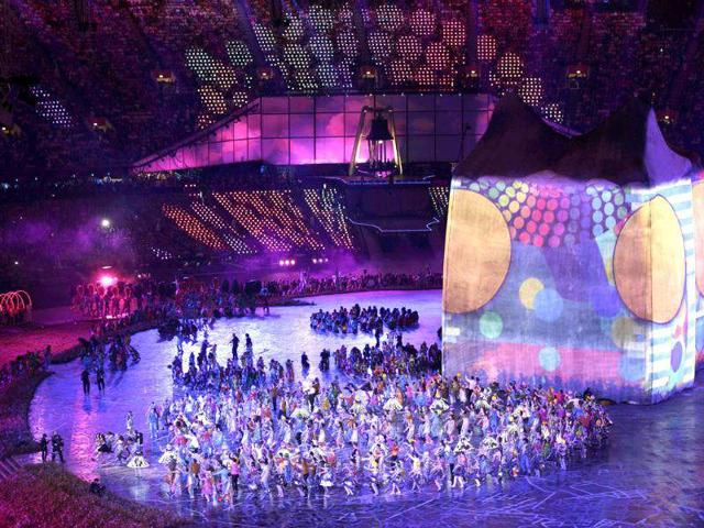 Olympic Games opening ceremony,Lonodn2012,royal wedding