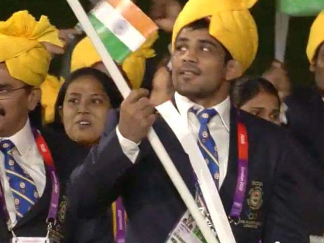 India-s-Sushil-Kumar-carries-national-flag-during-the-Opening-Ceremony-at-the-2012-Summer-Olympics-in-London-Agencies