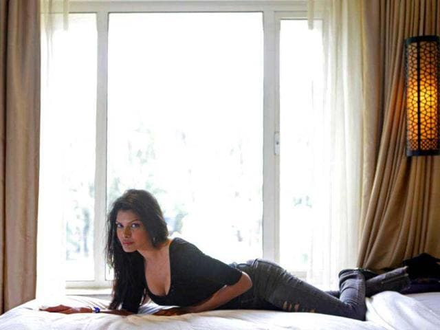 Sherlyn Chopra, born in Hyderabad in 1984, rose to fame in the early 2000s with her performances in several small budget, A-certified movies.