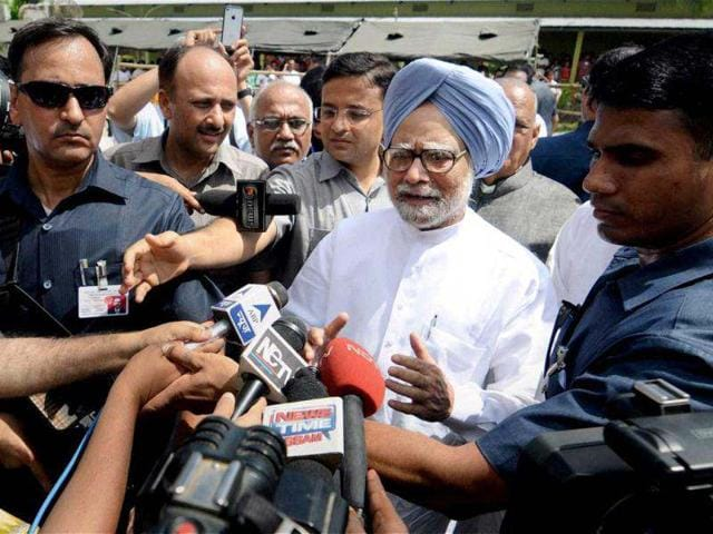 Manmohan Singh,hindustan times,news