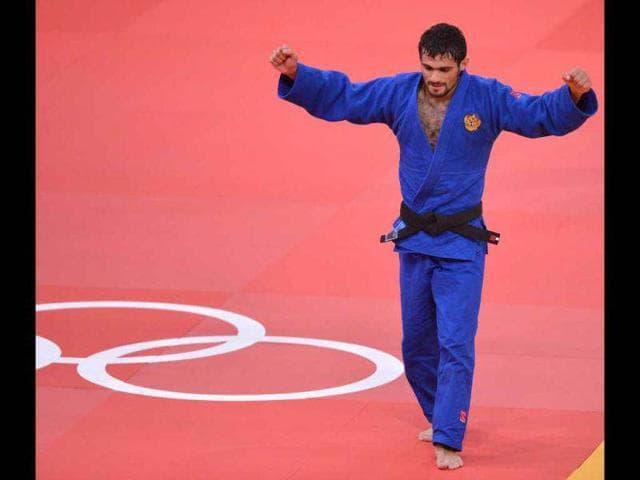 Arsen Galstyan,gold,Olympics