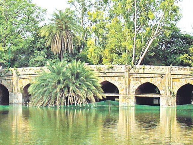 Khairpur,Lodi Gardens,Yamuna river