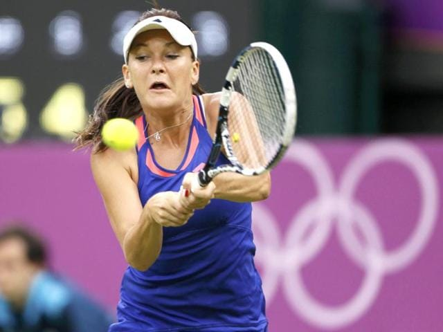 Agnieszka Radwanska,Olympic tennis,Julia Goerges