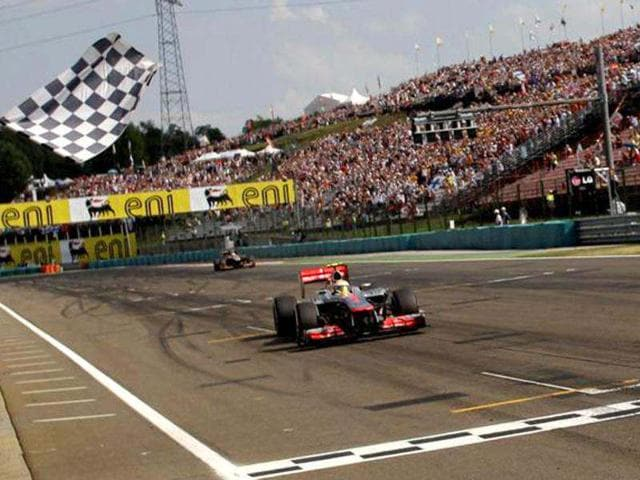 Lewis Hamilton,Hungarian Grand Prix,F1