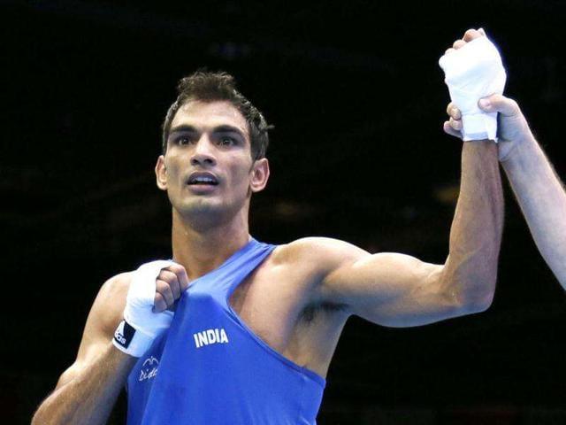 Jai Bhagwan,Olympian pugilis,Vijender Singh