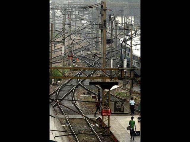 SAS Nagar,railway track,Durali village