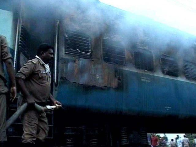 Bangalore-Nanded Express,AC coach,Mallikarjun Kharge