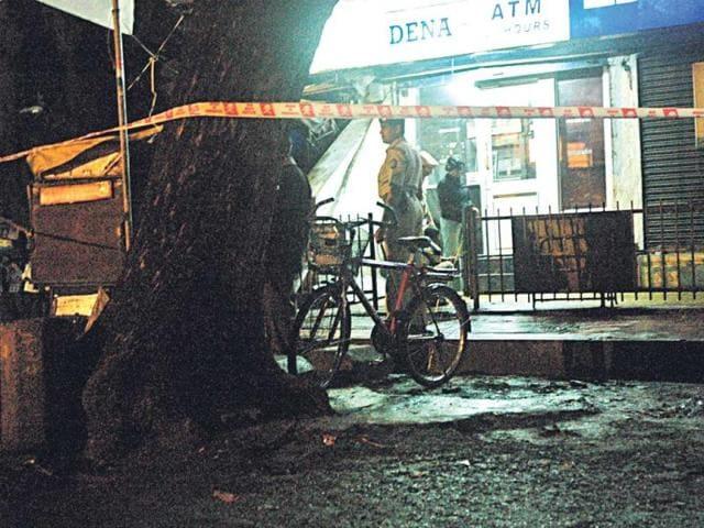 Kolkata bomb blast,Tala,Home made bombs