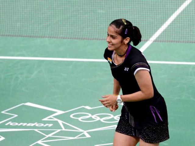 Saina Nehwal,badminton,bronze medal