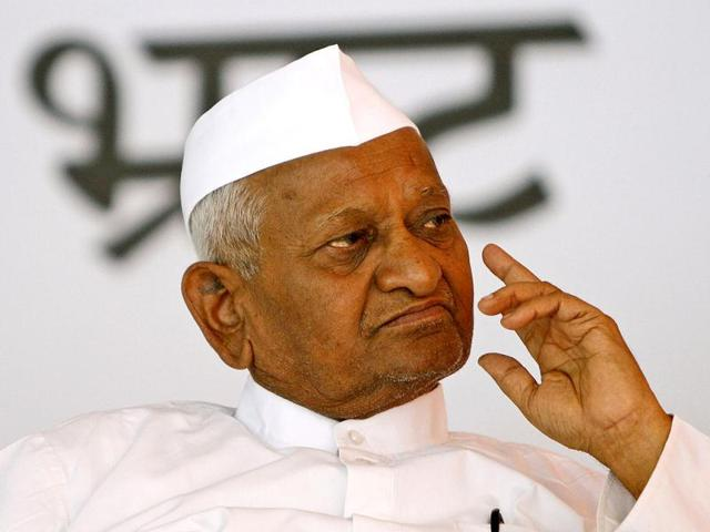 news,hindustantimes,Anna Hazare