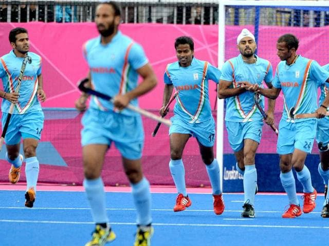 Mohammed Riaz,Indian hockey team,London Games