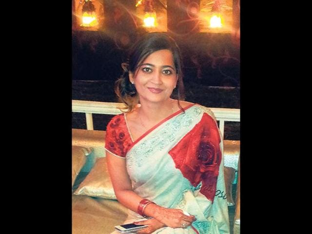 File-photo-of-former-airhostess-who-committed-suicide-in-New-Delhi