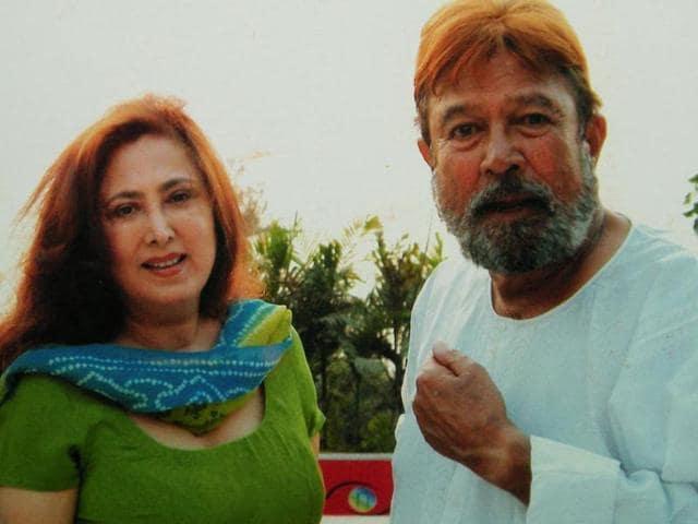Anita Advaani,Rajesh Khanna,girlfriend
