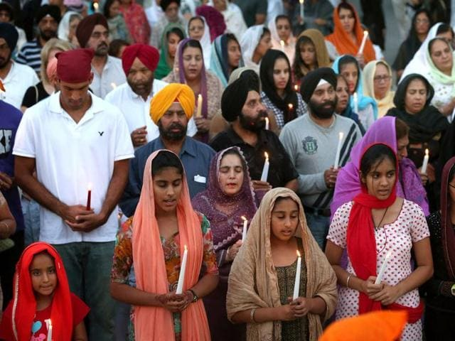 Sikh-American community