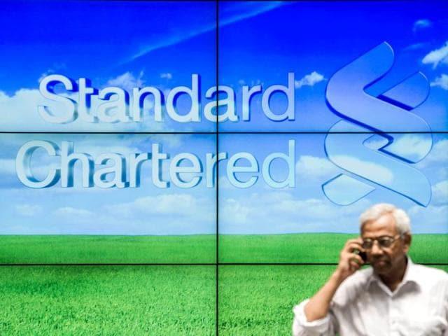 HSBC,StanChart,US financial system