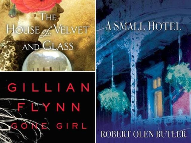 A Small Hotel,The Red House,Gone Girl