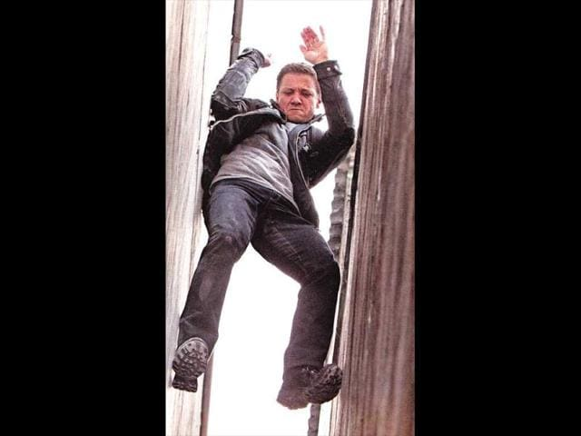 The Bourne Legacy,Jeremy Renner,Will Ferrell