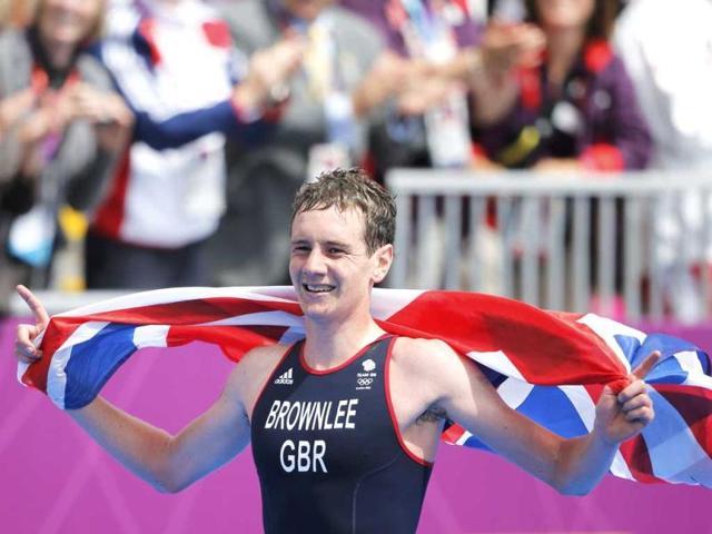 Alistair Brownlee,Britain,Olympics