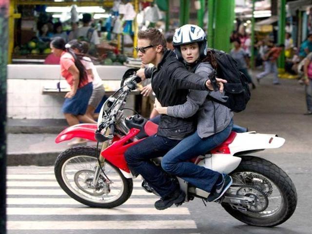 Rashid Irani,The Bourne Legacy,The Bourne Legacy's review
