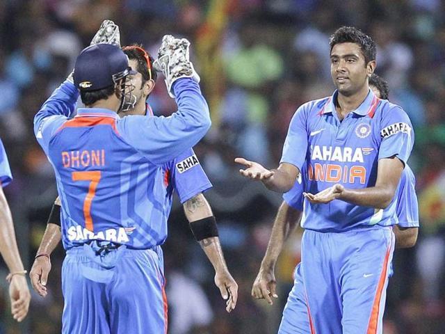 Mahendra-Singh-Dhoni-7-and-Ravichandran-Ashwin-R-celebrate-taking-the-wicket-of-Sri-Lanka-s-Lahiru-Thirimanne-during-the-Twenty20-match-in-Pallekele-Reuters-Dinuka-Liyanawatte
