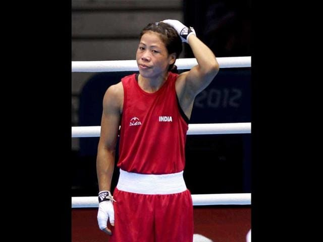Manipur,Mary Kom,London Olympics