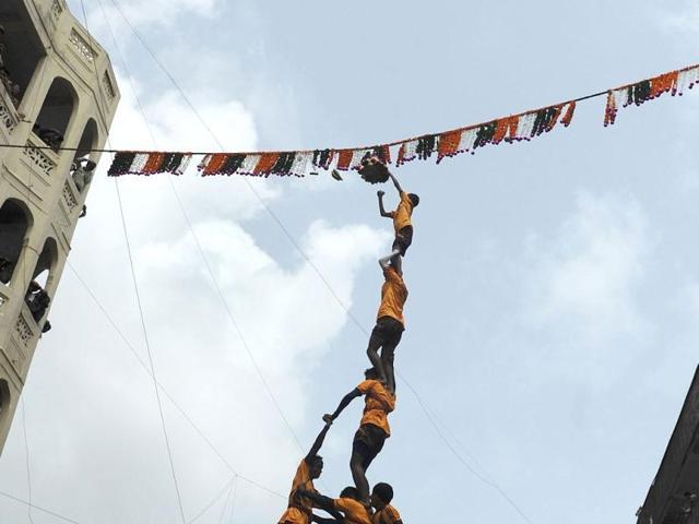 Dadar,Mumbai,dahi handi