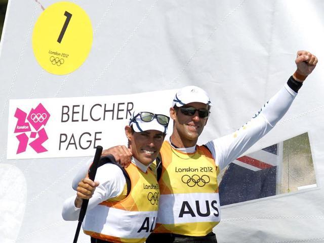 London Games,Olympics,Australia