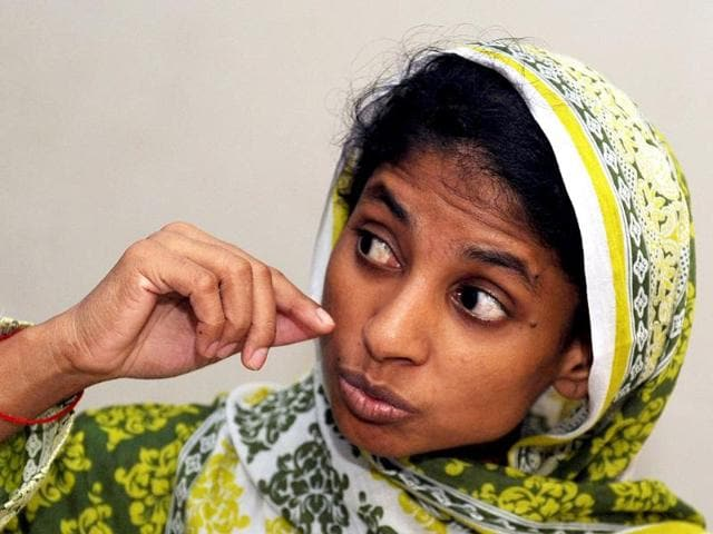 Indian woman stranded in Pakistan,Geeta,Lahore