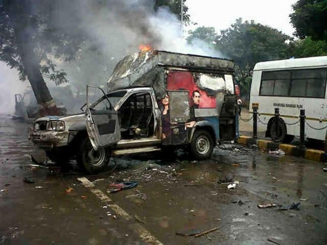 Azad Maidan violence,Assam killings,Mumbai police