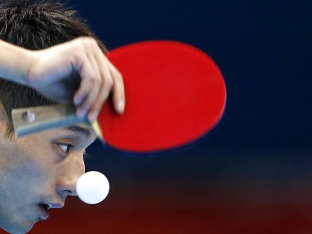 South Asian Junior Table Tennis Championships,medals,gold