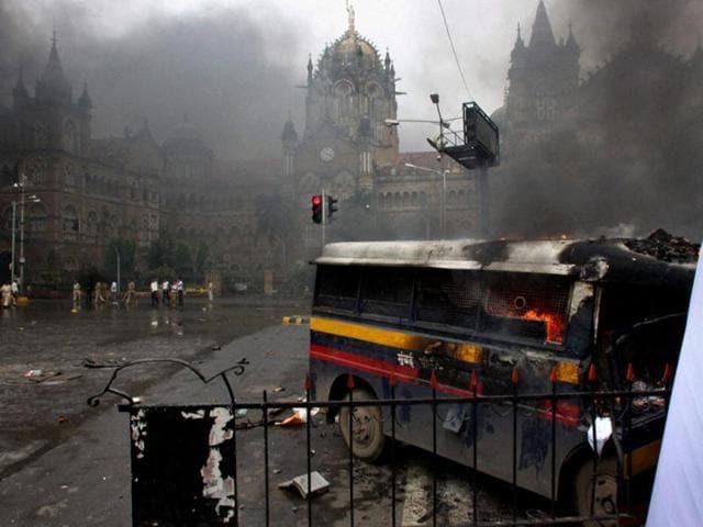 Azad Maidan violence