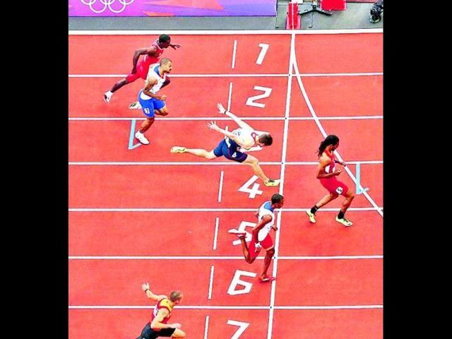 Kumkum Dasgupta,Ye Shiwen,London Olympics