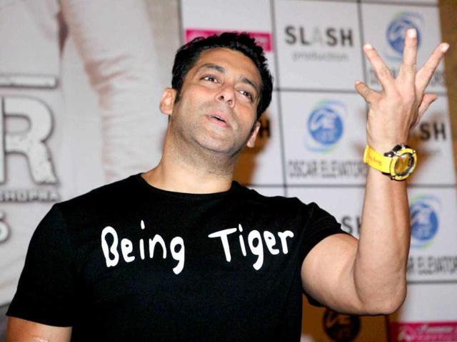 Salman Khan,Ek Tha Tiger,Salman Tiger Khan