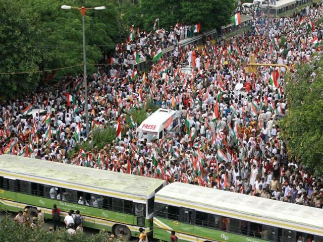 Ramlila Maidan,Delhi Gate,Baba Ramdev